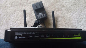 trend-net 300Mbps wireless N home router