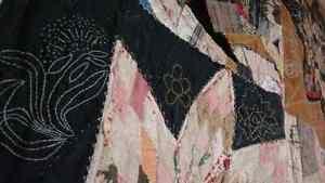 Beautiful hand stitched quilt 1896! Kitchener / Waterloo Kitchener Area image 2