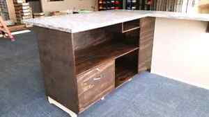 From Wrap around decks - Custom furniture.   Give me a call