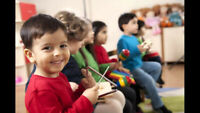 MYC Music For Young Children Classes - New Class for April!