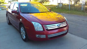 2008 Ford Fusion SEL**ALL WHEEL DRIVE**ONLY 80K**NAVIGATION**