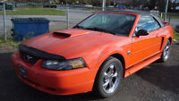 2004 Ford Mustang 114000km Coupé (2 portes)