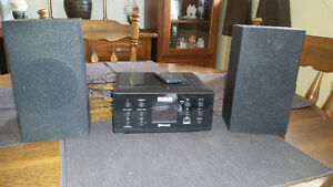 cd player and am/fm