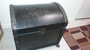 GREAT Antique Trunk