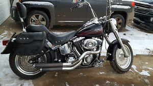 2007 Harley Davidson Fat Boy