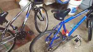 Norco and sportek Bycicle / bike