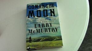 Comanche Moon, Lonesome Dove Saga, 1997