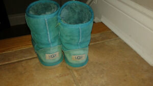 Girls Size 1 ( youth) UGGS