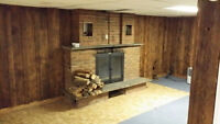 2 bd basement (Georgetown country side)