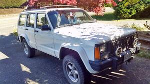 1996 Jeep Cherokee Classic SUV, Crossover