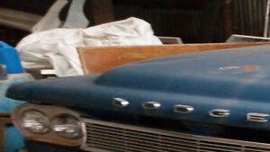 1960 Dodge panel van project