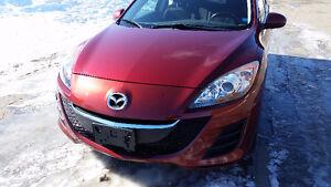 2010 Mazda 3, new insp., Ready to go!!