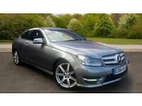 2014 Mercedes-Benz C-Class C180 AMG Sport Edition 2dr 18 Automatic Petrol Coupe