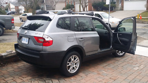 BMW X3 ~ 2006 ~ well maintained ~ NEED TO ASAP