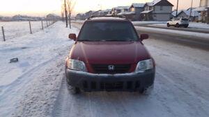 Honda CR-V SUV, Crossover