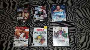 Lot Of 19 PS2 Games