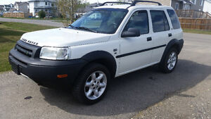 Ready for may long! 2004 Land Rover Freelander SUV, Crossover