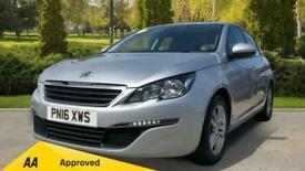 image for Peugeot 308 1.6 BlueHDi 100 Active 5dr - Bluetooth and Cruise Hatchback Diesel M