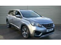 2019 Peugeot 5008 1.2 PureTech Allure (s/s) 5dr SUV Petrol Manual