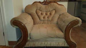 3 -Piece Living Room Set - $200