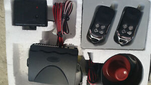 Car alarm&Keyless entry(Installation cost is included)=CAD$ 250