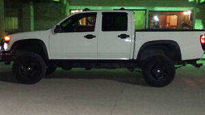 2007 Chevrolet Colorado fully loaded Pickup Truck