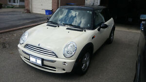 2006  Mini Cooper with only 130900KM