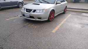 2005 Saab 9-2x aero - will trade for a truck