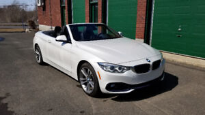 BMW décapotable (convertible)  BMW 428xi xDrive 2015 impeccable