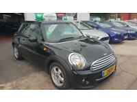 2011 (60) MINI HATCH 1.6 COOPER D 3DR Manual