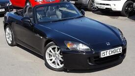 2005 HONDA S2000 16V BERLINA BLACK LOW MILEAGE A GREAT LOOKING S2000 WITH