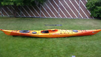 16' WILDERNESS SYSTEMS TOURING KAYAK + MORE!
