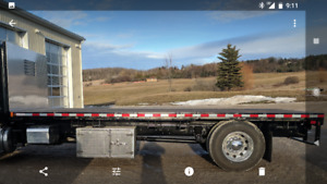 New Flat Bed Trailer For Sale