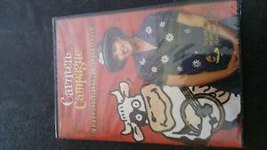 Brand new Carmen Campagne DVD