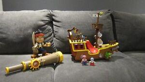 Jake & the Neverland Pirates Lot