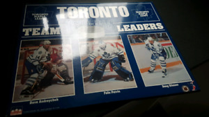 Toronto maple leafs vintage picture