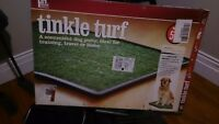 large indoor or deck pet turf