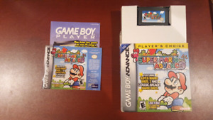 Super Mario Advance - GBA or NDS