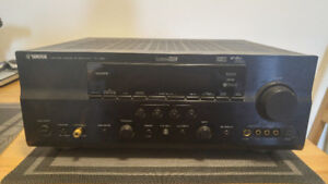 Yamaha RX-V661 Home Theater Receiver 7.1 Surround with HDMI