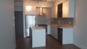 New 2 bedroom and 2 bath apt for rent near royal oak skytrain