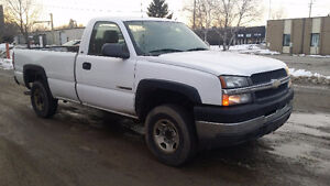 Transmission for 2004 chevrolet 2500HD 2WD