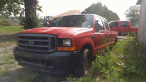 2001 Ford F-350 Superduty Pickup Truck