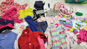 Girls 6-12 month clothing