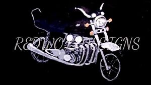 Paintings of Motorcycles