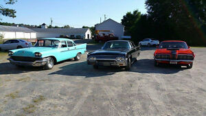 Chrysler Windsor 1957 54000 miles original