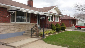 STUDENT rental - 3 bedroom house in Thorold - AVAILABLE May 1st