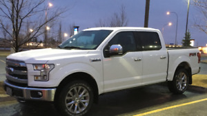 2016 Ford F-150 SuperCrew Lariat Pickup Truck