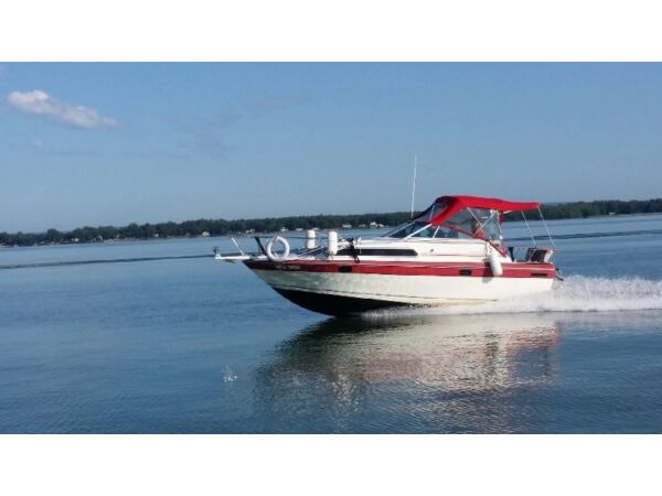 Used 1987 Doral Boats Citation 26'