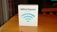 Apple AirPort Express - 802.11n Wi-Fi - New, Never Used