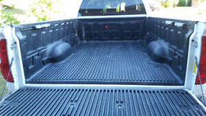 Bed liner for 2018 Toyota Tundra 8 ft  box
